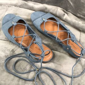 Just In! Indigo Rd. Gadiva Lace Up Sandals
